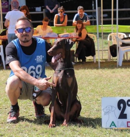 Geidà Di Casa Pucci 2 Classificata Campionato Sociale AIAD 2018
